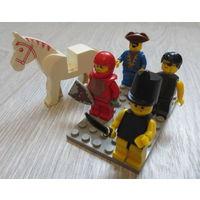Лего. Brick и др...человечки и др...