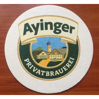 Подставка под пиво Ayinger