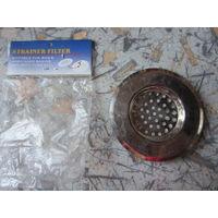Фильтр-решетка для слива