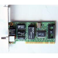 Сетевая плата PCI Acorp L-970 10Mbit