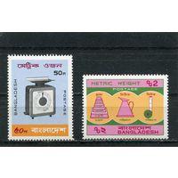 Бангладеш. Приборы метрической системы