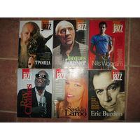 Журнал Jazz Квадрат N49-54, 2004