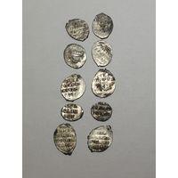 10 проволочных монет