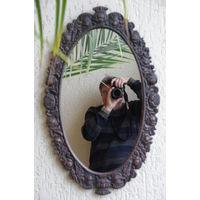 Зеркало из СССР    ( 43 см х 71 см )