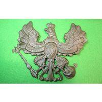 Ранний,гвардейский орёл с пикельхельма под реставрацию(ПМВ)(Предлагайте цену)