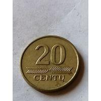 20 центов 1999 год