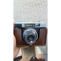 Смена 7,фотоаппарат СССР