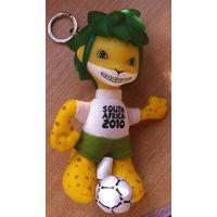 Чемпионат мира по футболу 2010 ЮАР  Брелок лицензия