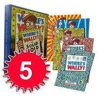 Where's wally the solid gold collection. Журналы и комиксы...