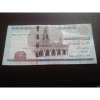 5 фунтов египет 2016г