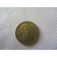 Греция 20 драхм 1990 г.