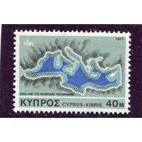Кипр. Охрана природы. Средиземное море