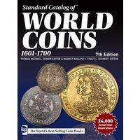 Каталог монет мира Краузе KRAUSE World Coins 1601-1700 (7-е изд. 2018г.)