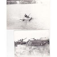 ВДВ СССР,цена за оба фото.