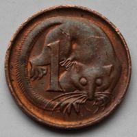 1 цент 1977, Австралия