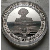 Нидерланды 5 евро, 2010 Ватерланд  3-3-8