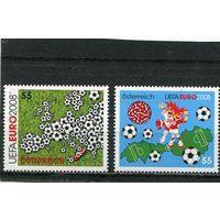 Австрия. Европейский чемпионат по футболу. Вып 4