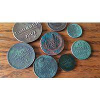 Не плохие монеты ри.с рубля