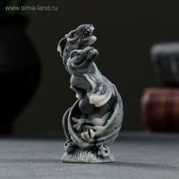 Трехголовый змей мрамор,  мраморная крошка