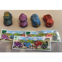 Серия, 1996г.  Автомобили для животных.