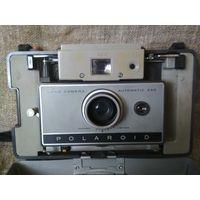 Винтажная американская фотокамера Polaroid 230. Дизайн, декор, интерьер, коллекционирование, обмен.