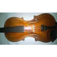 Очень старая итальянская скрипка XVIII век Carlo Bergonzi