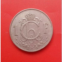 68-26 Люксембург, 1 франк 1955 г.