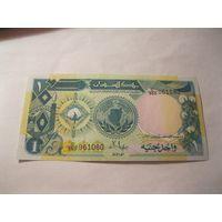 Судан 1 фунт 1985