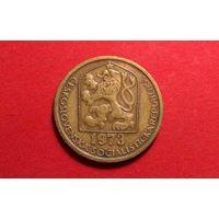 20 геллеров 1973. Чехословакия.