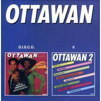 OTTAWAN - DISCO (1980) + OTTAWAN 2 (1981)