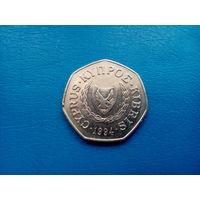 50 центов 1994 год Кипр (Состояние на фото)