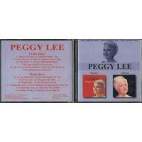 Peggy Lee - I Like Men!'59 & Pretty Eyes'60