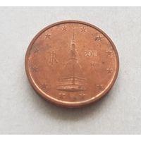 2 евроцента 2013 Италия