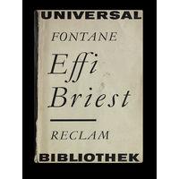 Fontane Effi Briest.