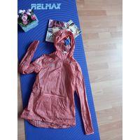 Куртка ветровка р.40-42 фирменная цвет персик