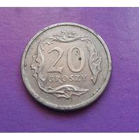20 грошей 2000 Польша #02