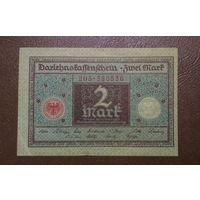 Германия / 2 mark / 1920 год / Ro-64
