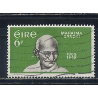 Ирландия Респ 1969 Махатма Ганди 100 летие #236