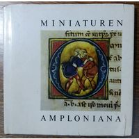 Миниатюры из Амплониана (Miniaturen aus der Amploniana)