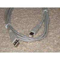 Новый кабель USB A - B