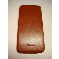 Кожаный flip-чехол Floveme для iPhone 6