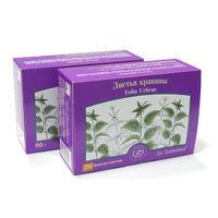 Листья крапивы Dr. Botanicus Падис'С, 17 фильтр-пакетов