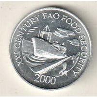 Панама 1 сентесимо 2000 ФАО