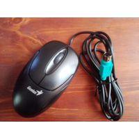 Оптическая мышь для компьютера GENIUS