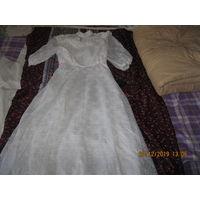 Свадебное платье ГДР
