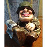 Копилка, военный корреспондент