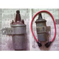 Катушка зажигания Б115-У-ХА, Б117-А (12V) + провод К-25 ПВВП. (возможен обмен)