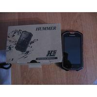 Мобильный телефон Hummer H5 +карта памяти