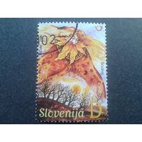 Словения 2006 бог Сварог