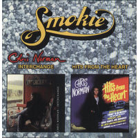 SMOKIE - INTERCHANGE, HITS FROM THE HEART (CH.NORMAN)